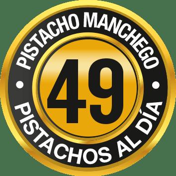 49 pistachos al dia